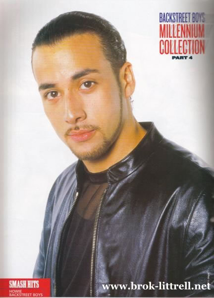 Howie dorough for Howie at home